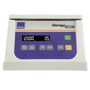 laboratory micro centrifuge