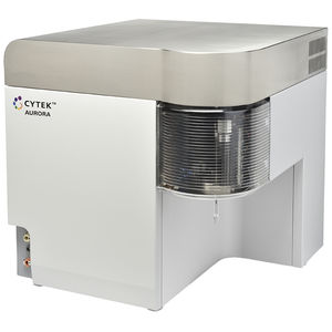 flow cytometer / automatic / benchtop / fluorescence