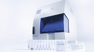 automated sample preparation system / laboratory / for molecular and cellular biology / for forensics