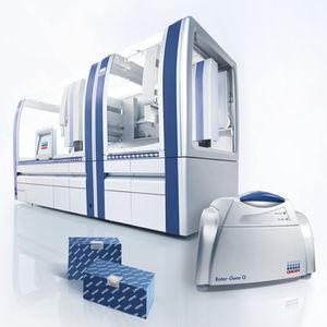 PCR laboratory workstation