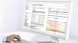 NGS sequencing software / clinical / for research / data analysis