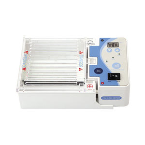DNA electrophoresis system / for RNA / benchtop / compact