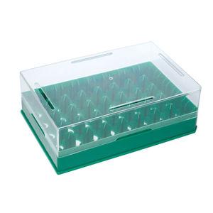 cryogen tube laboratory rack / for laboratory freezers