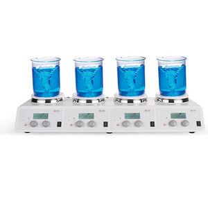 magnetic laboratory stirrer / vibrating / digital / for general purposes