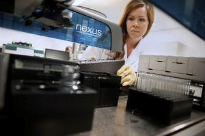 endotoxin testing laboratory automation system