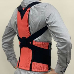 thoraco-lumbar support belt