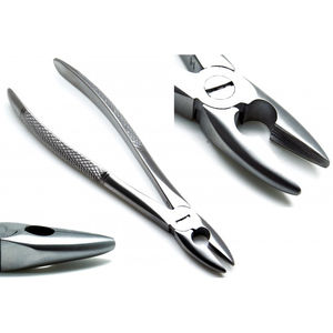 pediatric dental extraction forceps