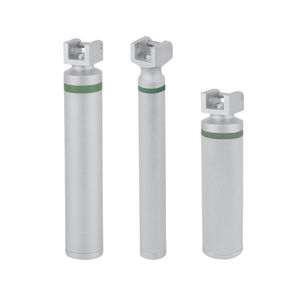 fiber optic laryngoscope handle