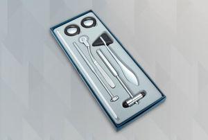 Babinski reflex hammer