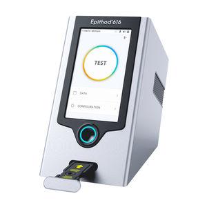 multiparametric POC analyzer / CRP / hemoglobin / albumin