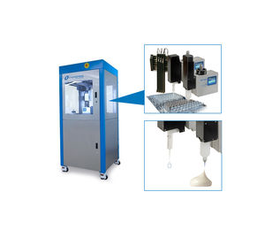automatic sample preparation system / automated / for the pharmaceutical industry / for forensics