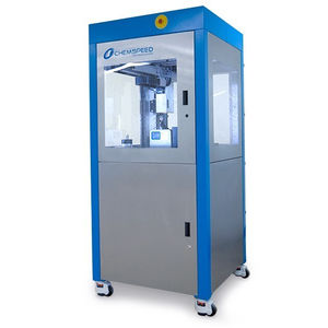 fully automated sample preparation system / for research / for the pharmaceutical industry / filtration