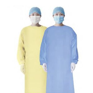 surgical gowns / unisex / disposable / breathable