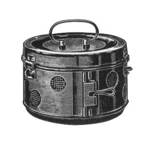 instrument dressing drum