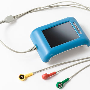wireless ECG event recorder
