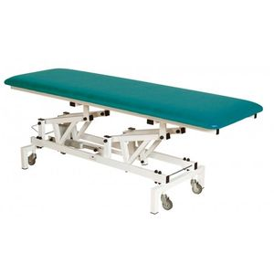 electro-hydraulic treatment table