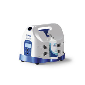 healthcare facility disinfection system
