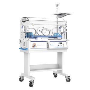 infant incubator on casters