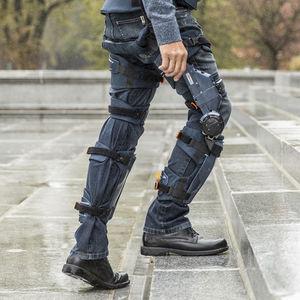 standing position rehabilitation exoskeleton