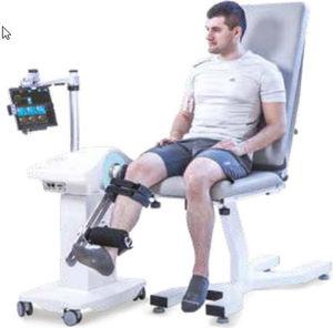knee continuous passive motion device