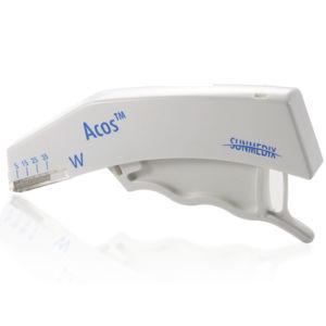 skin closure surgical stapler
