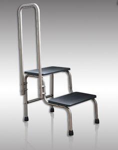 2-step step stool