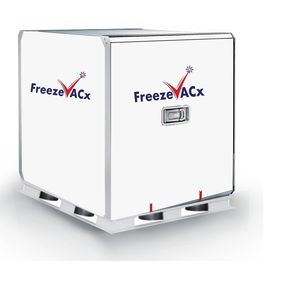 ultra-low-temperature freezer
