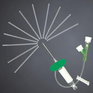 catheter manufacturing tubing