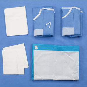 gynecological surgery medical kit