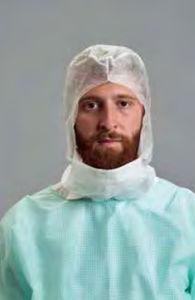 surgical hood