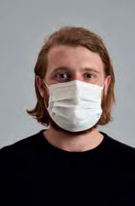 polypropylene safety mask