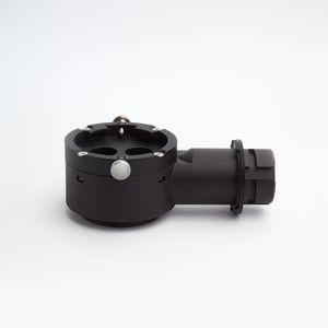 operating microscope beam splitter