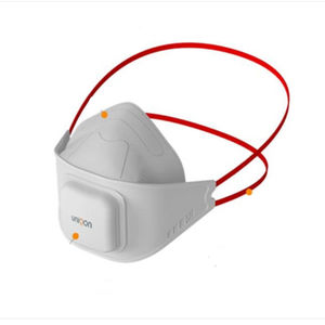 respirator mask with filter