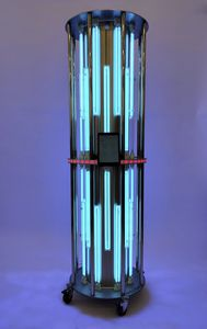 UVC disinfection system