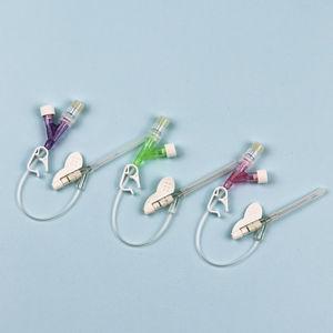 IV infusion needle catheter