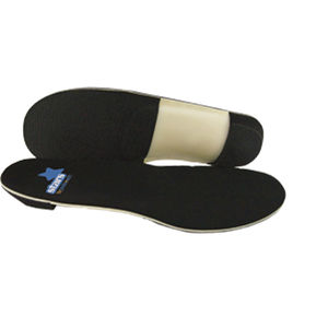 orthopedic insole with heel pad / adult