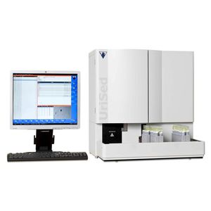 automatic urine sediment analyzer / for clinical diagnostic / benchtop / USB