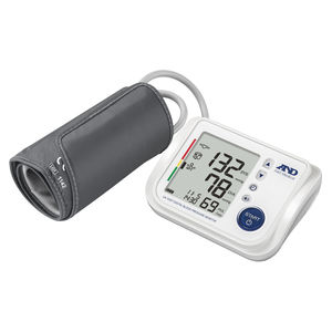 general medicine blood pressure monitor / automatic / arm / with speaking mode
