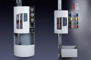 hospital pneumatic tube system / automatic
