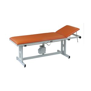 electric examination table / height-adjustable / 2-section
