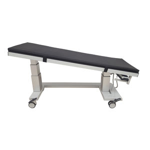 tilting angiography table