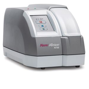 point-of-care glycated hemoglobin analyzer / for clinical diagnostic / for diabetes / compact