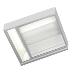 ceiling-mounted lighting / hospital / ceiling-mounted / multi-function