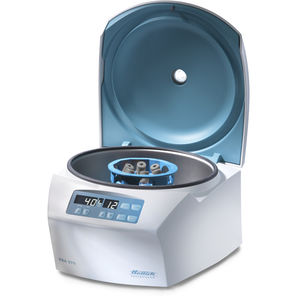laboratory centrifuge / medical / compact / swing-out