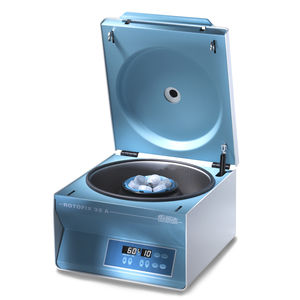 laboratory centrifuge / medical / benchtop / high-performance