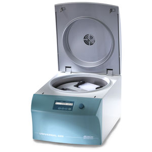 laboratory centrifuge / benchtop / compact / swing-out