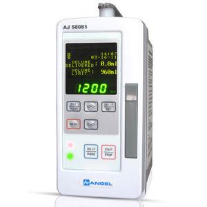 1-channel infusion pump / volumetric / adult / pediatric