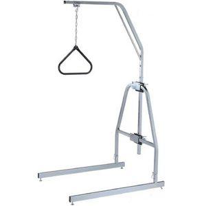 floor-standing over bed pole hoist