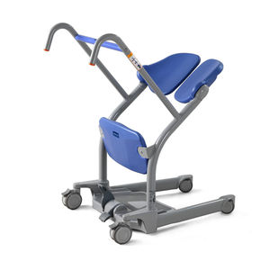 manual stander / with semi-sitting position / walking