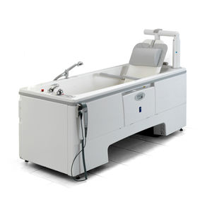 electric medical bathtub / with lift seat / Snoezelen